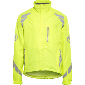 Endura Luminite DL Jacket Herre hi-viz yellow/reflective